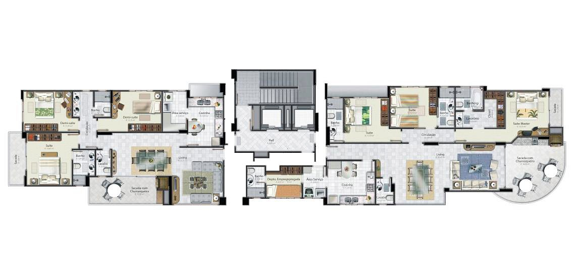 San pietro residence 187 obras conclu 237 das 187 empreendimentos 187 hpio